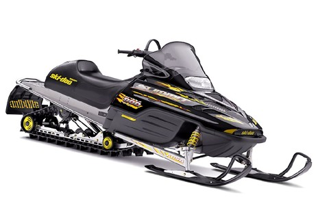 bombardier ski doo expedition sport 550 f